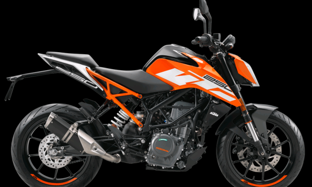 KTM Duke 250 India Price, Specification and Technical Review