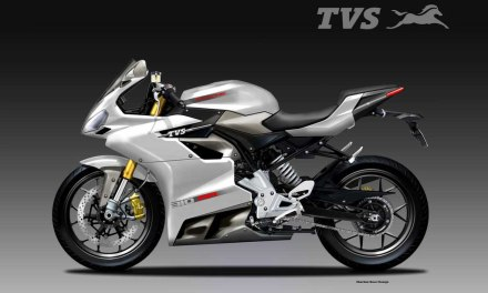 TVS Apache RR 310 S (Akula) Set To Launch Next Month