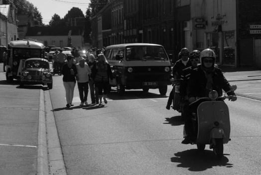 Pernes-En-Artois : le point de départ officiel