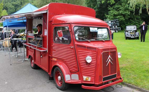 Food Truck... à l'huître fraîche !