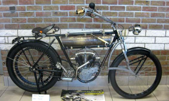 PEUGEOT MD2 380 (1913)