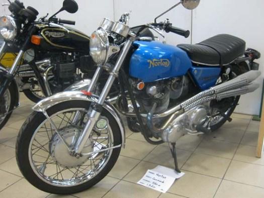 NORTON Commando 750 (1970)