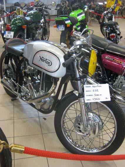 NORTON E52 500 (1960)
