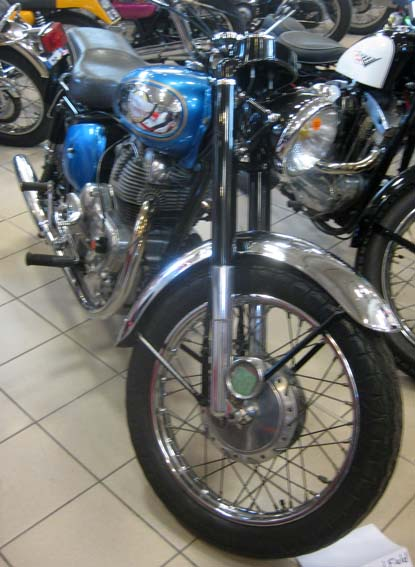 ROYAL ENFIELD Interceptor 700 (1962)