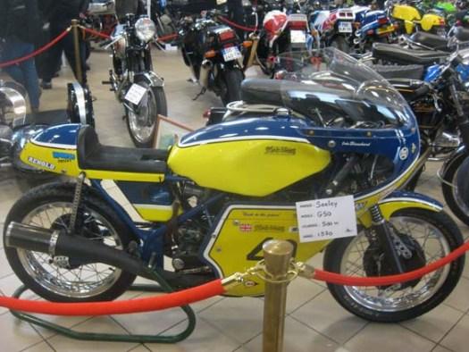SEELEY G50 500 (1970)
