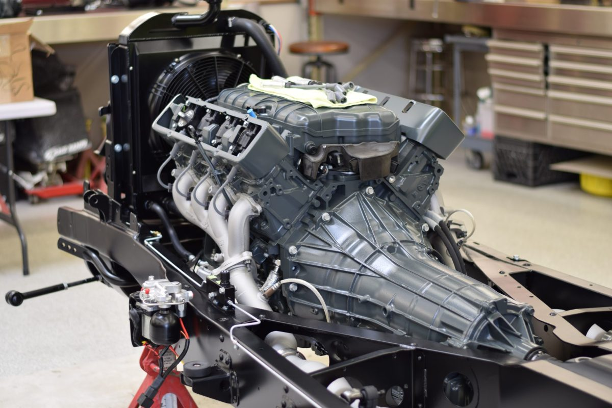 Cadillac Engine