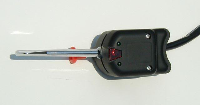 Car Truck Signal Stat 900 Turn Signal Switch Dodge Ford Black Ebay