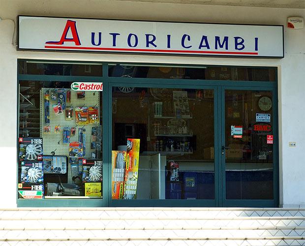 Ricambi Auto in Abruzzo i Punti Vendita  Autoricambi Menei