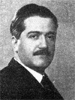 Alexandru ROSETTI - poza (imagine) portret