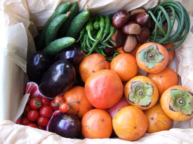 fruta productividad empresarial