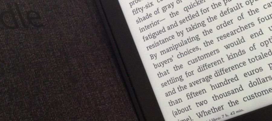 ¿Qué leo… novela o ensayo?