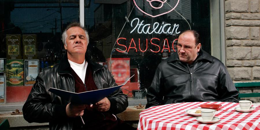Serie de televisión Los Soprano