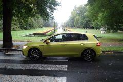 VW Golf AutoRok Test
