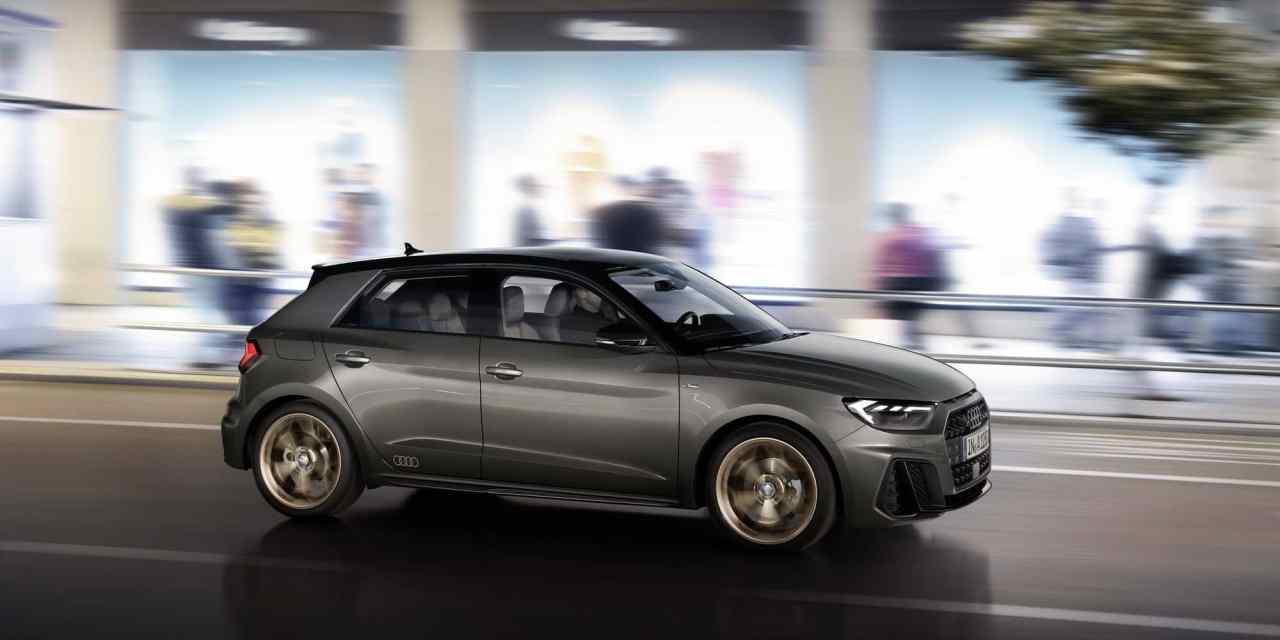 Audi A1 Sportback – W sportowym duchu