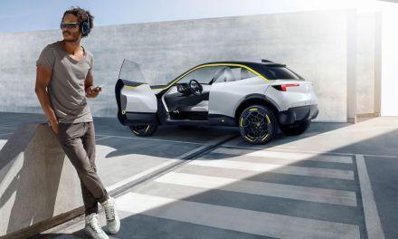 Crossover zamiast GT? – Opel GT-X Experimental