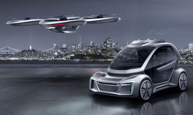 Italdesign Audi Pop.Up Next