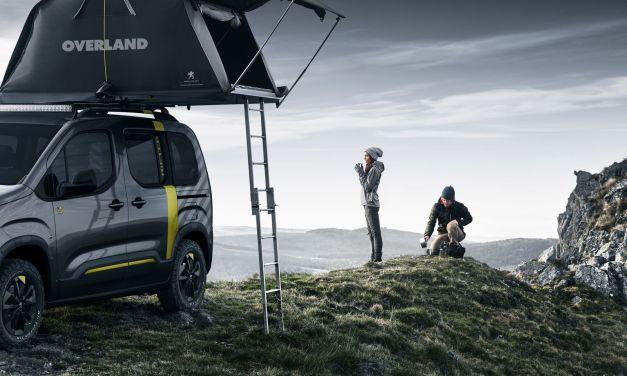 Peugeot Rifter 4×4 – Podróżowanie + spanie