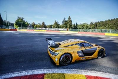AUTO -  RENAULT SPORT SERIES SPA 2016