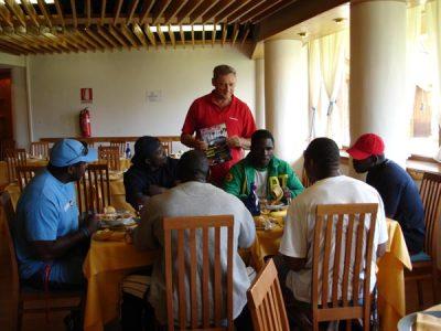 Bobsleiści z Jamajki