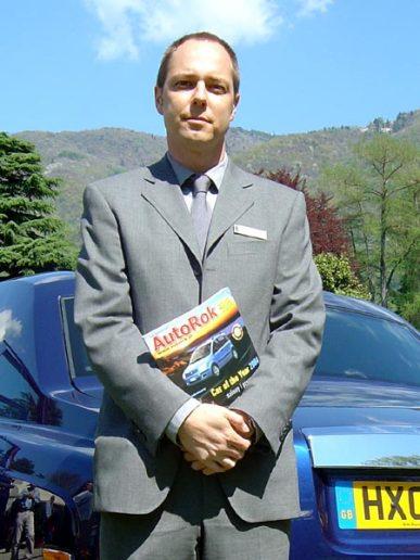 Marek Djordjewicz - Rolls-Royce Design