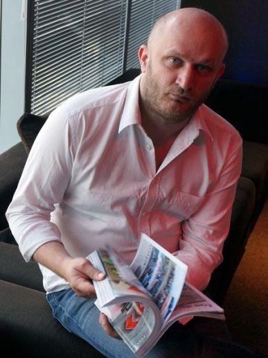 Janusz Kaniewski, designer