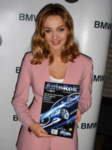 Małgorzata Socha - aktorka