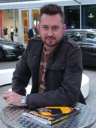 Marcin Prokop - prezenter