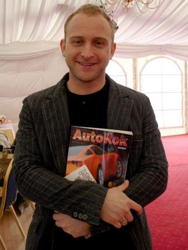 Borys Szyc - aktor