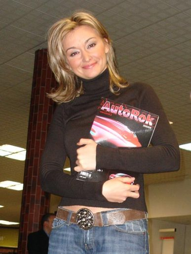 Martyna Wojciechowska - dziennikarka, prezenterka