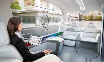 Bosch Shuttle – projekt transportu wahadłowego