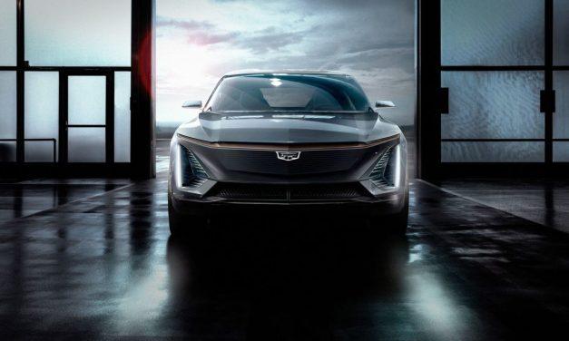 Cadillac EV – Przyspieszenie wydarzeń
