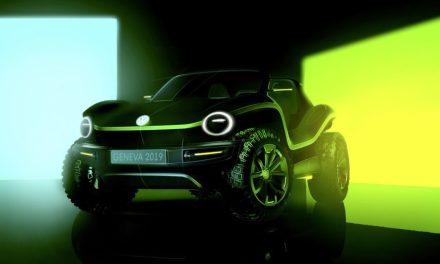 VW Buggy – Powrót na plażę