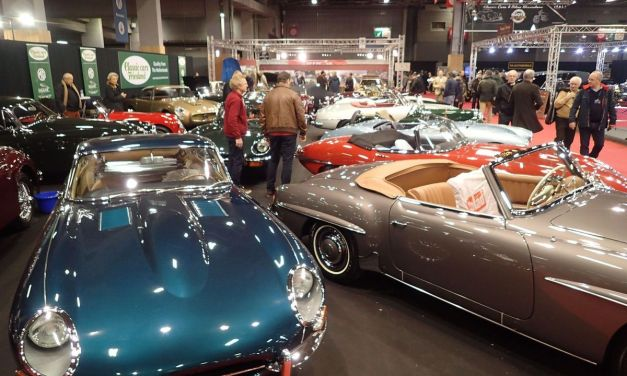 Retromobile – Salon z pasją