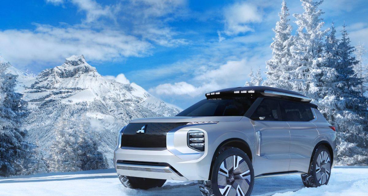 Mitsubishi Engelberg Tourer – Drive your ambition
