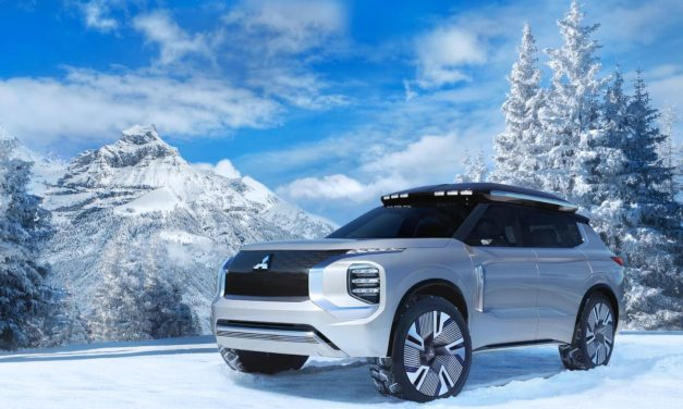 Mitsubishi Engelberg Tourer – Drive your ambition