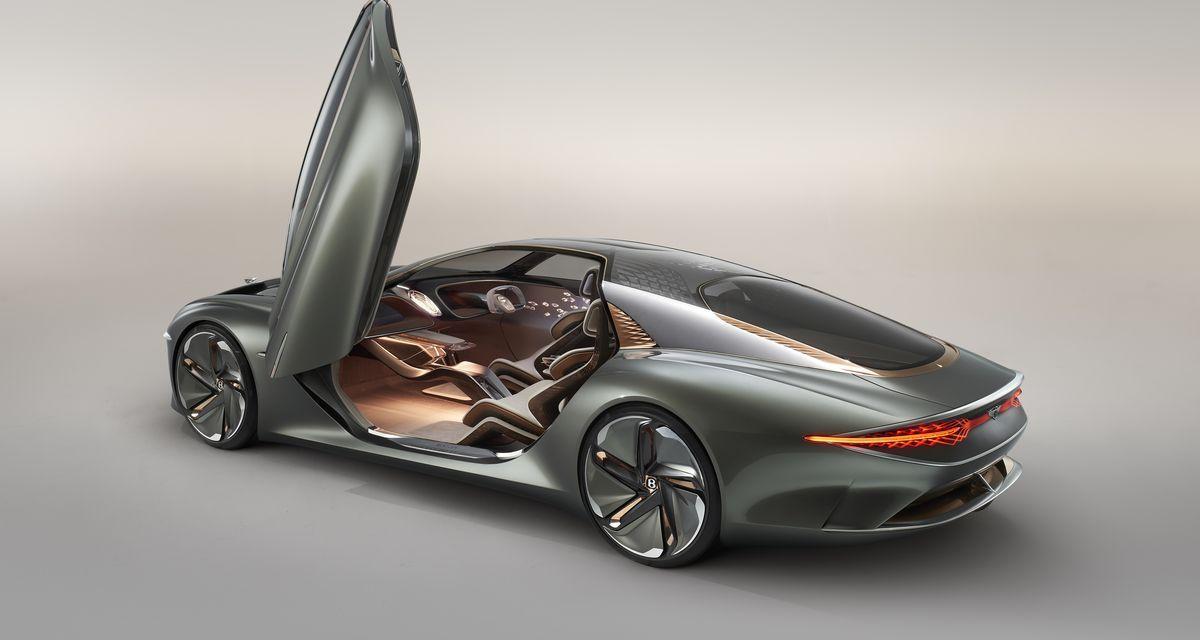 Bentley EXP 100 GT – 10 lipca, sto lat później