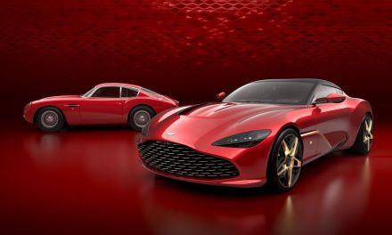 DBS GT Zagato – Jubileuszowa kolekcja