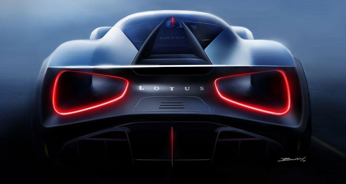 Lotus Evija – Kolejne hyperauto