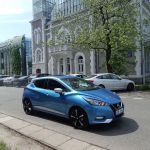 Nissan Micra – Energiczna Tekna