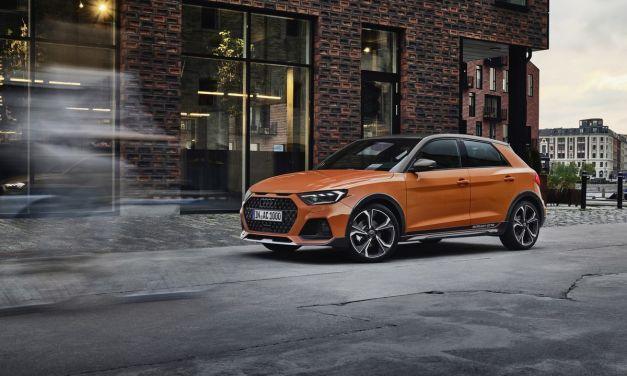 Audi A1 Citycarver – Mały, zadziorny