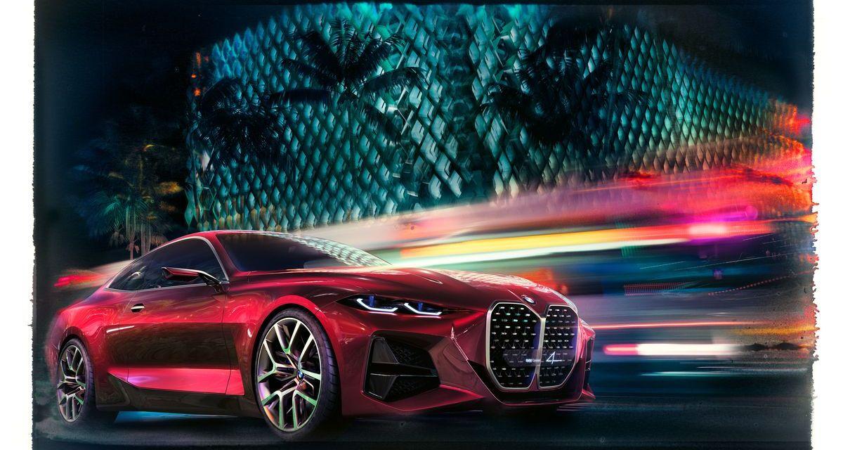 BMW Concept 4 – Kontrowersyjna twarz?