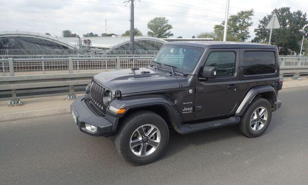 Jeep Wrangler – Twój kawałek Ameryki