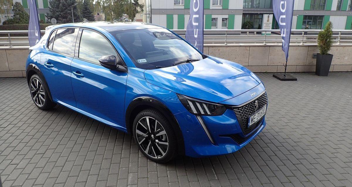 Peugeot 208 w Polsce – Prezentacja dla jurorów Car of the Year Polska