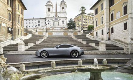 Ferrari Roma – Podwójna dawka adrenaliny