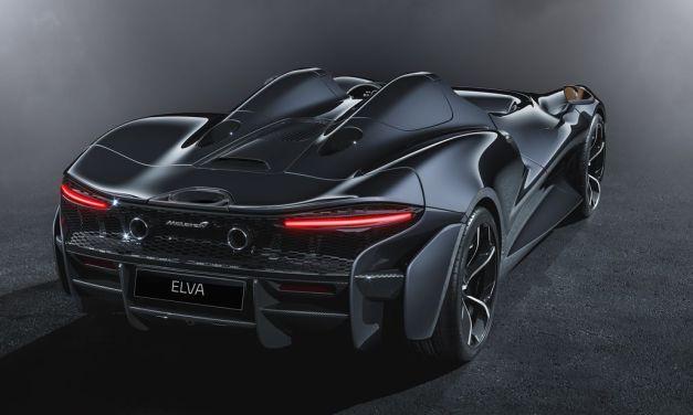 McLaren Elva – Dziwny bieg historii