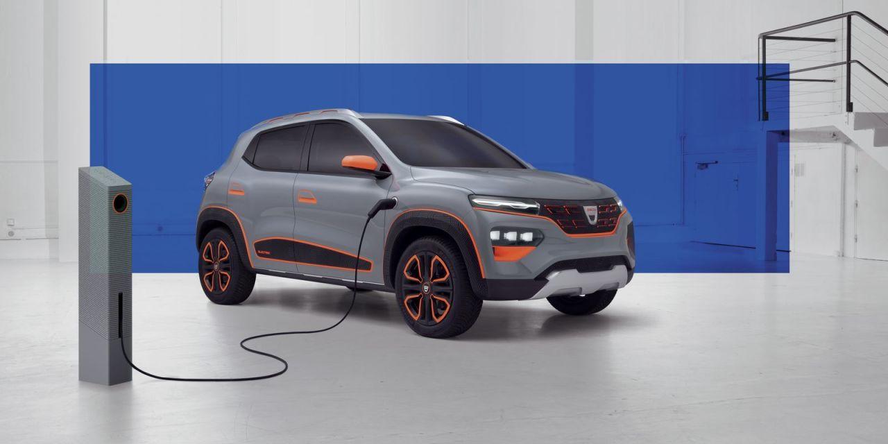 Dacia Spring – rEVolucyjna wiosna