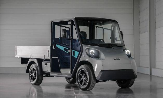 Melex N.Truck: e-dostawczak z Mielca