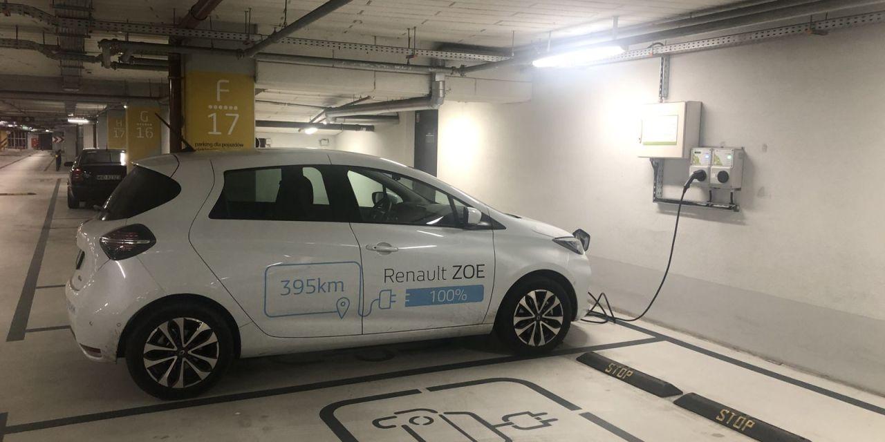 Renault Zoe – Samochód dobry, dopłata słaba