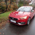 Seat Leon FR 1.5 eTSI – Ukryty sportowy charakter