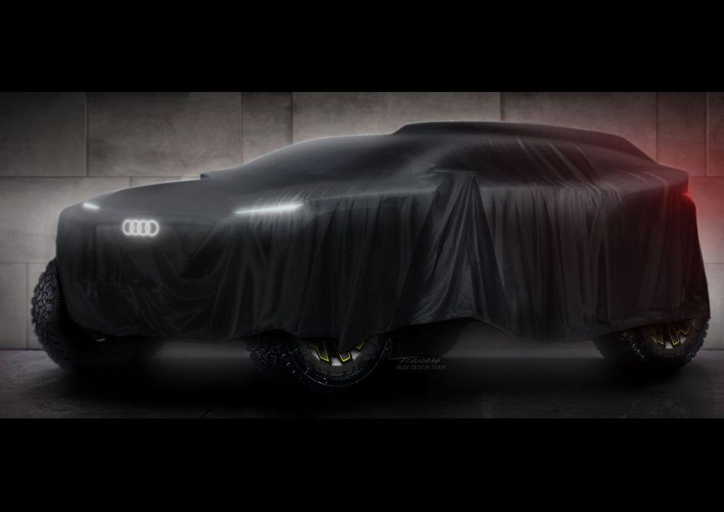 Audi Projekt Dakar